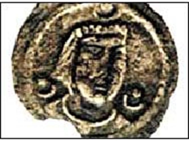 1500 yıllık ay-yıldızlı para